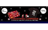 エディットモード「クリスマスキャンペーン」実施、抽選で「クリスマス限定KOGTシャツ」がプレゼントの画像