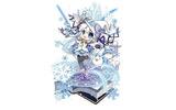 今年のデザインは「雪ミク」×「魔法少女」をテーマに一般募集で決定の画像