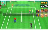 マリオテニス オープンの画像