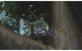 『進撃の巨人~人類最後の翼~』サシャ編が12月20日より配信開始、クリアすると武器「ナイフ&フォーク」が使用可能にの画像