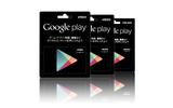 Google Japan、日本でもプリペイドカード「Gogle Playギフトカード」を発売の画像