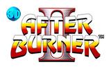 『3D アフターバーナーII』タイトルロゴの画像
