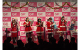 ありがたき幸せ!超キュートな声優5名がサンタ姿で登場した『ガールフレンド(仮)』公開イベントをチェック(前編)の画像