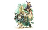 『アーシャのアトリエ Plus ~黄昏の大地の錬金術士~』イラストの画像