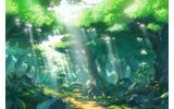 未明の森の画像