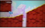 「ターボ(青色)」の「変身ジュエル」を取得すれば、チャリの走行スピードとジャンプ距離が伸びます。の画像
