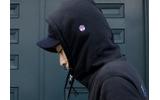 シークレットエネミージップパーカー/SUPER MARIO USAの画像