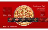 Xbox 360のPizza Hutアプリから注文されたピザの売上がサービス開始4ヶ月で100万ドルを突破していたの画像