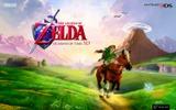 こちらは3DSで発売された『ゼルダの伝説 時のオカリナ3D』の画像