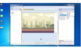 HTML5ベースのゲームクリエーションツールConstruct 2がWii Uサポートを表明 ― 直感的かつ簡単に2Dゲームの開発が可能の画像