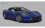 GT6 Corvette Stingray Gran Turismo Conceptの画像