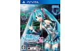 PS Vita版『初音ミク -Project DIVA- F 2nd』パッケージの画像
