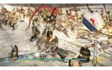 護衛武将を連れた戦闘の画像