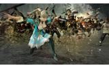 王元姫の戦闘シーンの画像