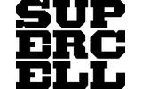 「スーパーセル」ロゴマークの画像