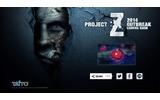 頬が削げた虚ろなゾンビが、街中などを徘徊 ─ タイトーが提案する謎の「Project Z」、まずは実写映像をチェックの画像