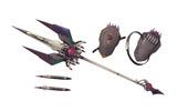 ディアーナの武器:麒麟(槍タイプ)の画像