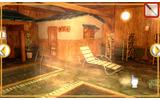 サウナ室などさまざまな施設がある模様の画像