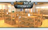 ステージ2「脱衣所」の画像