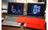 【BitSummit 14】MSXは永遠に不滅です!パズルRPG『SRC-RPG』の斜め上の進化に驚愕の画像