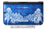 『ペルソナQ』オリジナルデザインの3DS LL本体デザインとパッケージビジュアルを公開の画像