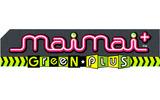 『maimai GreeN PLUS』ロゴの画像