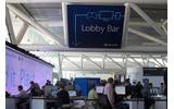 【GDC 2014】無料ドリンク提供中、Xbox Oneタイトルも遊べる「Microsoft Lobby Bar」で一休み?の画像