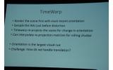 【GDC 2014】最新開発キット「DK2」と、「タイムワープ」で遅延対策に挑むオキュラスリフトの画像
