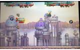 1992年にホット・ビィから発売されたメガドライブ用ソフト『鋼鉄帝国』のリメイク作品、スチームパンクの世界観で描かれる2D横スクロールシューティングゲームの画像