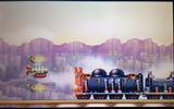 18XX年の世界を舞台に、独裁者サウロンが政権掌握した軍事国家「モーターヘッド帝国」と南西の雄「シルバーヘッド共和国」の戦いが描かれるの画像