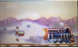 3DSの新要素として3D立体視への対応があり、3Dスイッチをオンにするとドット感のあるグラフィックに奥行きと広がりが感じられるの画像