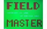 『FIELD MASTER』タイトル画面の画像
