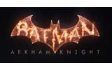 『バットマン:アーカム・ナイト』ロゴの画像