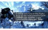 EA、Wii U上で動作するFrostbiteエンジンのエイプリルフールネタを削除 ― COOが謝罪の画像
