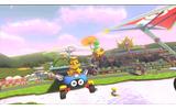 『マリオカート8』予告映像第4弾、新しくなったレインボーロードを舞台にジュゲムやメタルマリオが疾走の画像