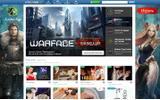 Mail.ruのゲームサイトの画像