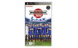 PSP版『ワールドサッカー ウイニングイレブン 2014 蒼き侍の挑戦』パッケージの画像