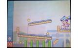 主人公「ひまわり」の「おつかい」を、アイテムを使ってサポートしていくパズルゲームの画像