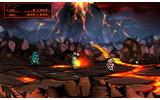 火の玉を発射して敵を攻撃の画像
