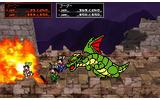 ファンタジーの王道はドラゴンと戦うこと!熱い!の画像