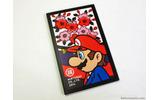 任天堂の2014年会社案内パンフレットは花札風!マリオやルイージが「桐に鳳凰」の一部にの画像
