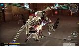 """『フリーダムウォーズ』初のボス戦が公開!天獄アブダクター""""コウシン""""と戦う、4分弱ものプレイ映像の画像"""