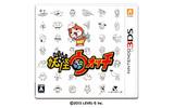 3DS『妖怪ウォッチ』パッケージの画像