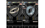 HN防具「魅惑の指輪」とR防具「アイビーリング」の画像