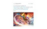 任天堂スペイン、未発表のキャラクターを含めた『ゼルダ無双』の新たな画像を公開の画像