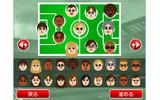 3DS本体に登録されたMiiでオリジナルチームを作成の画像