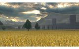 パルバレイ牧耕地の画像