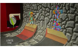 『ゼルダの伝説 神トラ2』のチョークを使ったストップモーション動画が巧みの技の画像