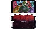 進撃の巨人 プロテクトケース(3DS LL用) アニメカラーの画像