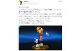 『スマブラ for Wii U』にレイマンフィギュアが登場!桜井ディレクターが画像を公開の画像